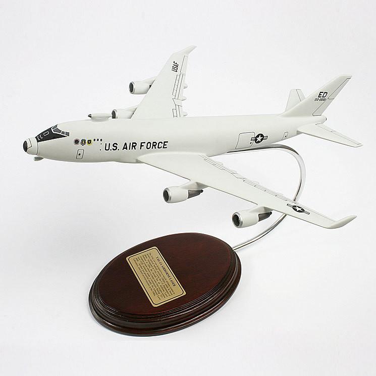 Boeing YAL-1 Airborne Laser Desktop Model Plane
