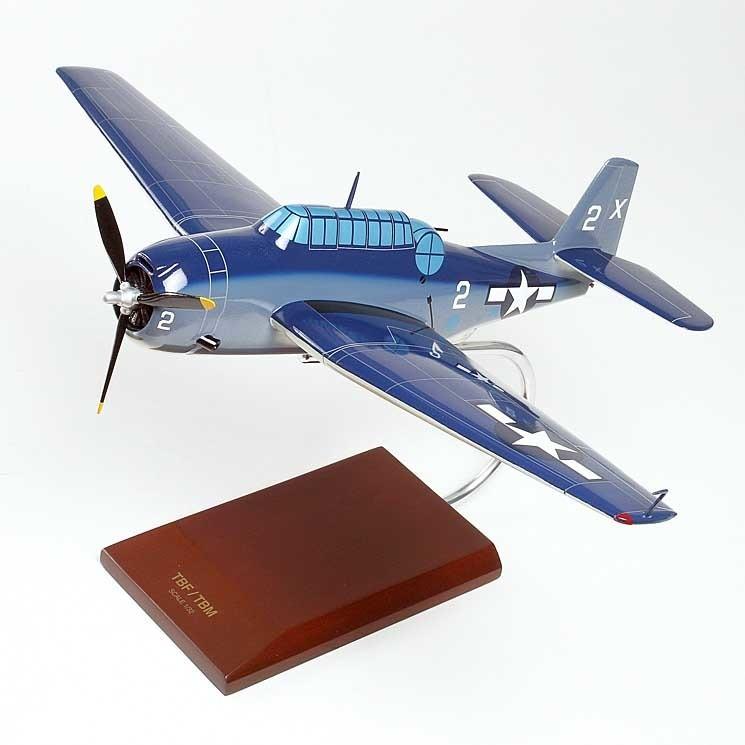 TBF/TBM-3 Avenger USN 1/32 Model Aircraft