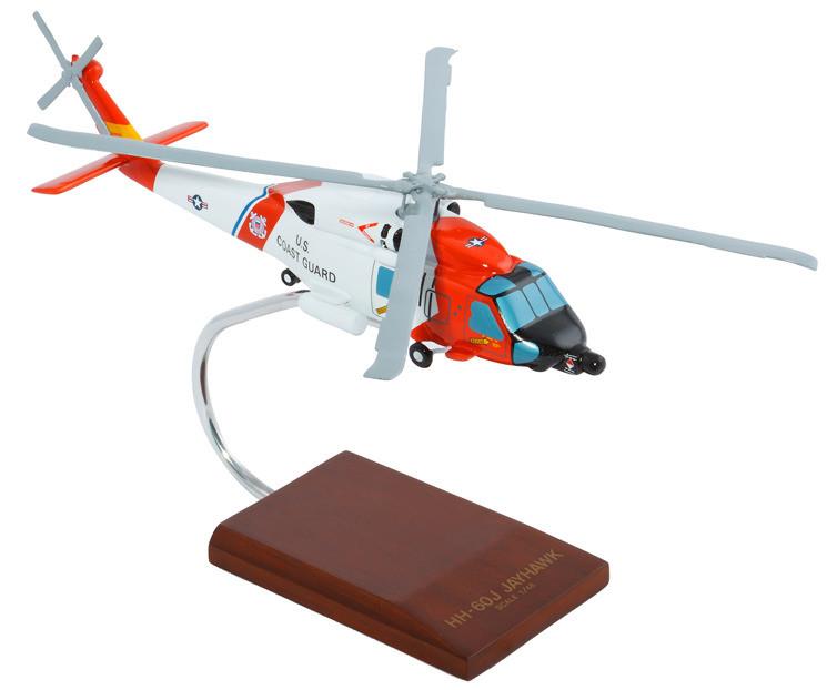 HH-60J Jayhawk Model Airplane