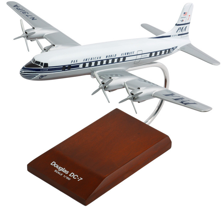 DC-7C Pan American