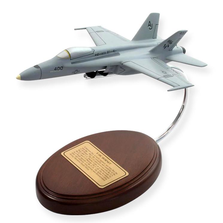 F-18 Hornet (Navy) 1/79  Desktop Model Aircraft (Small)