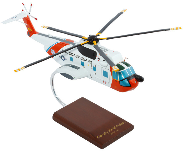 HH-3F Pelican Model Airplane