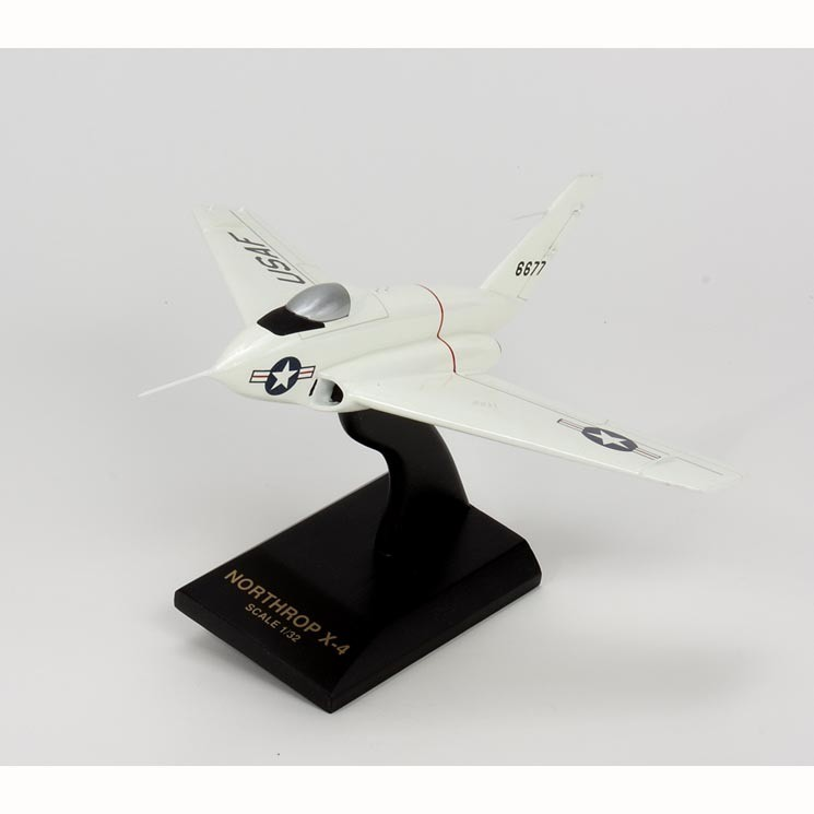 X-4 Bantam Model Airplane