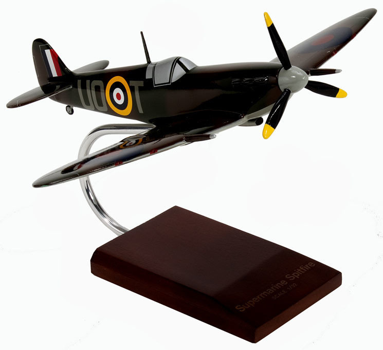 Supermarine Spitfire Model Airplane