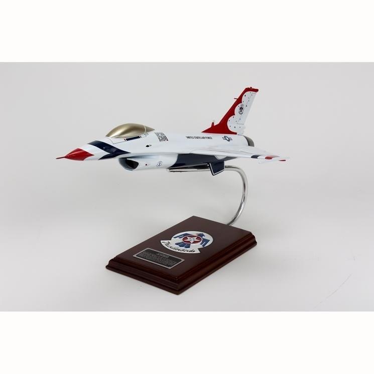 F-16A Thunderbirds Model Airplane