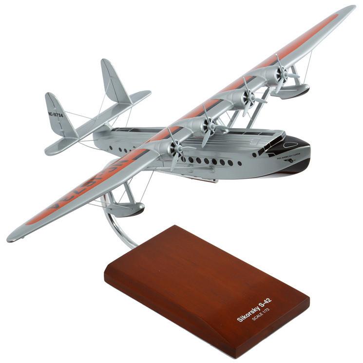 S-42 Pan American Model Airplane
