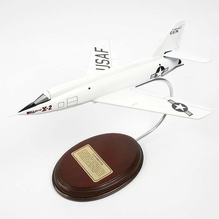 Bell X-2 Starbuster Desktop Model Aircraft