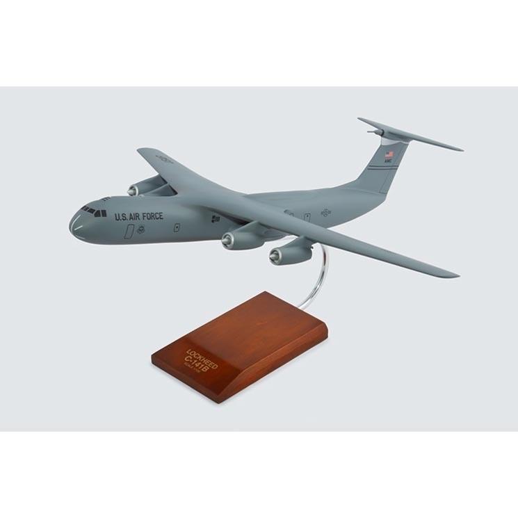 C-141B Starlifter Gray 1/100