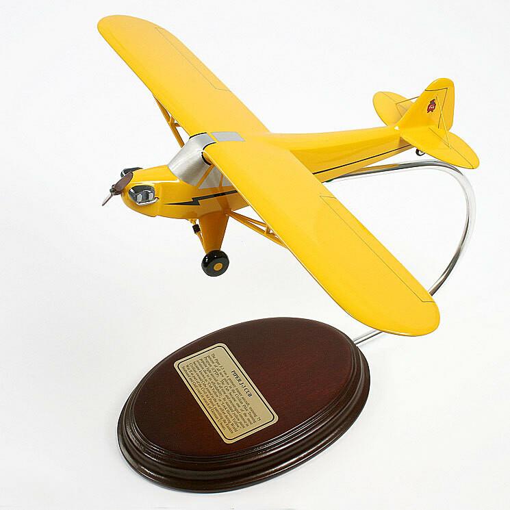 Piper J-3 Cub 1/35 Desktop Model Airplane