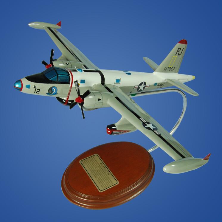 P2V-7 Neptune Desktop Model Aircraft