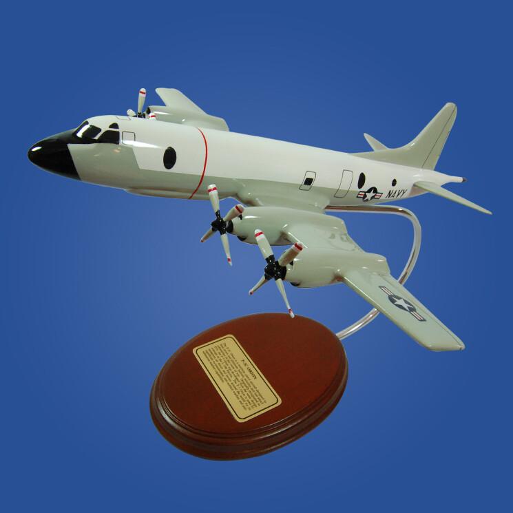 Lockheed P-3C Orion 1/116 Desktop Model Aircraft