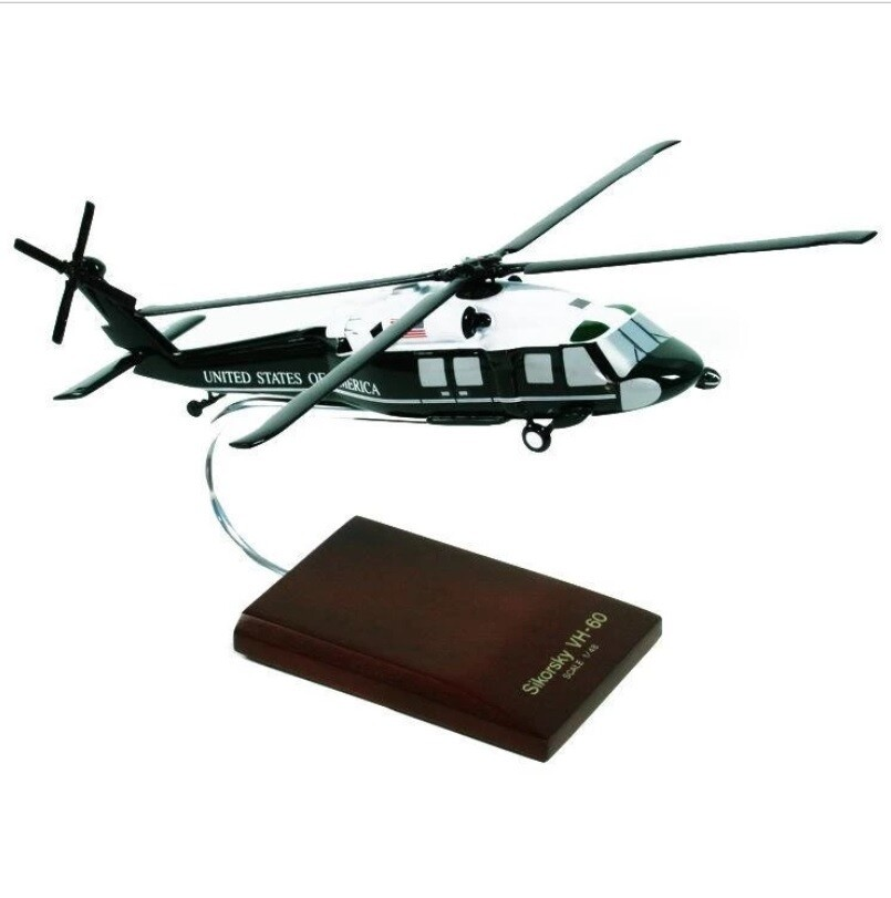 VH-60D SEAHAWK MODEL HELICOPTER 1/48