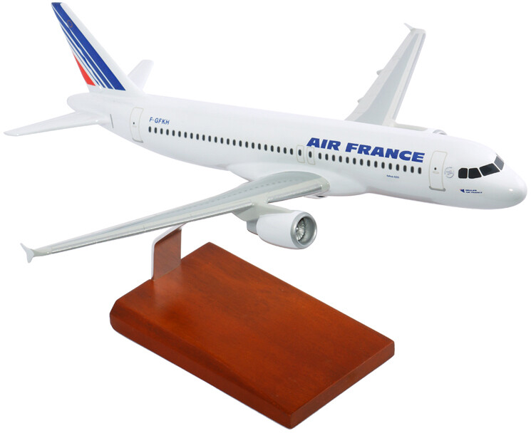 A320 Air France Model Airplane