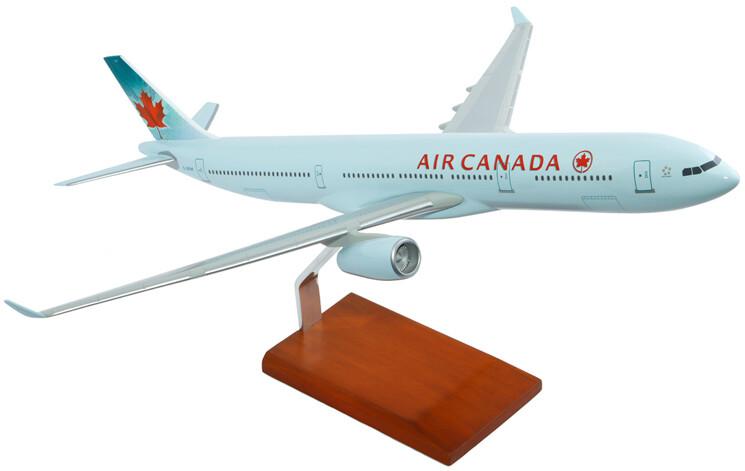 A330-300 Air Canada 1/100 Model Airplane