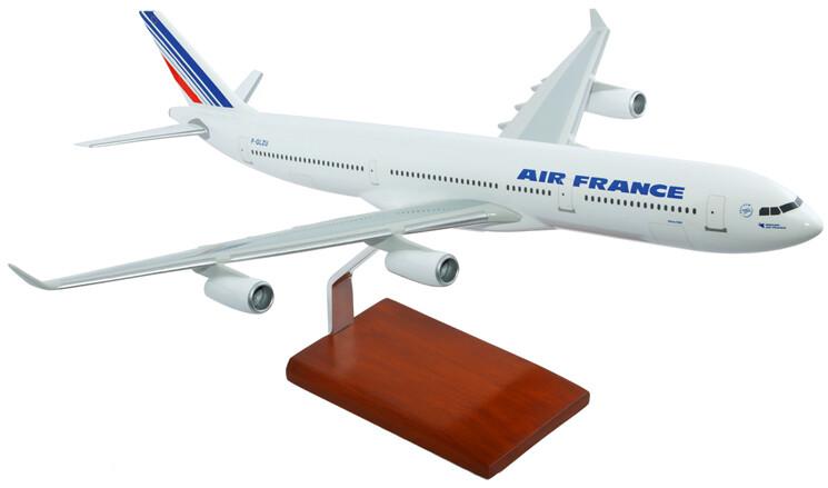 A340-300 Air France Model Airplane