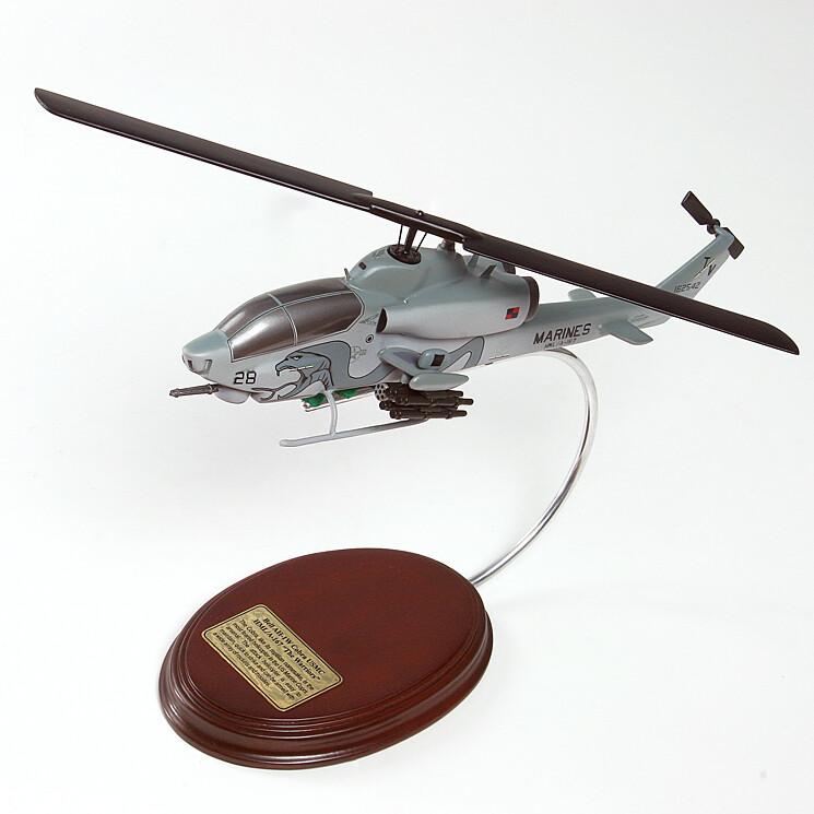 AH-1W Cobra  Model Helicopter