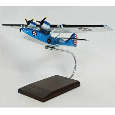 PBY-5A Catalina Model Airplane
