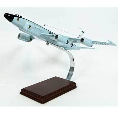 RC-135V/W Rivet Joint Old Engines Model Airplane