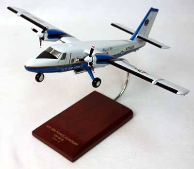 UV-18B Twin Otter 1/40 Scale Model Aircraft