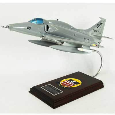 A-4F Skyhawk USMC 1/32 Model Aircraft