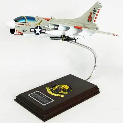 A-7B Corsair II USN 1/40 Model Aircraft