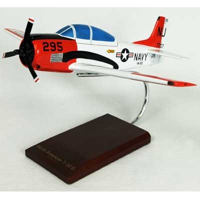 T-28B Trojan USN 1/32 Model Aircraft