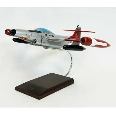 F-89D Scorpion Model Airplane