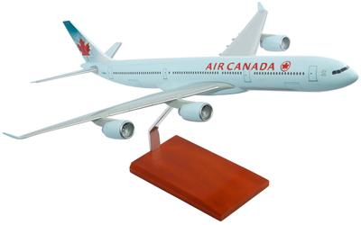 A340-500 Air Canada Model Airplane