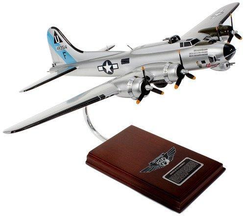 B-17G Flying Fortress Wood Model Aircraft