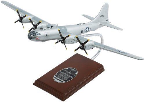"B-29 Superfortress ""Doc"" 1/72 Wood Model Aircraft"