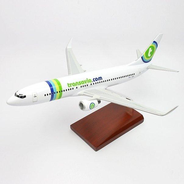 Boeing B737-800 Transavia High