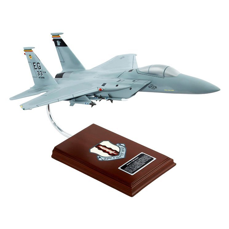 F-15C Eagle Model Airplane
