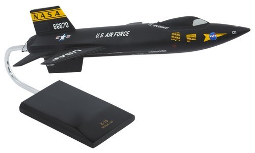 North American X-15 1/32 Scale Model Aircraft