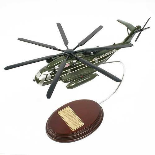 Sikorsky CH-53 Sea Stallion (Presidential Support) 1/88 Desktop Model Helicopter