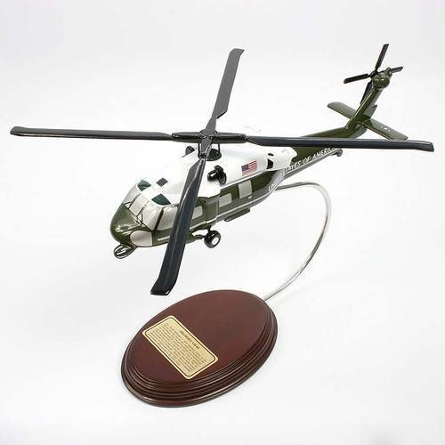 Sikorsky VH-60 Desktop Model Helicopter