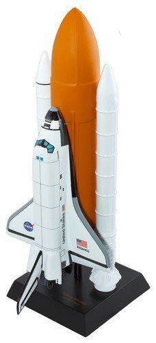 Space Shuttle F/S Atlantis (L) Desktop Model