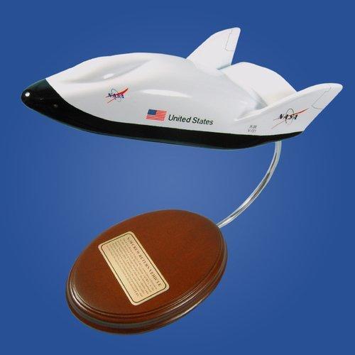 X-38 Space Escape CRV Desktop Model Spacecraft