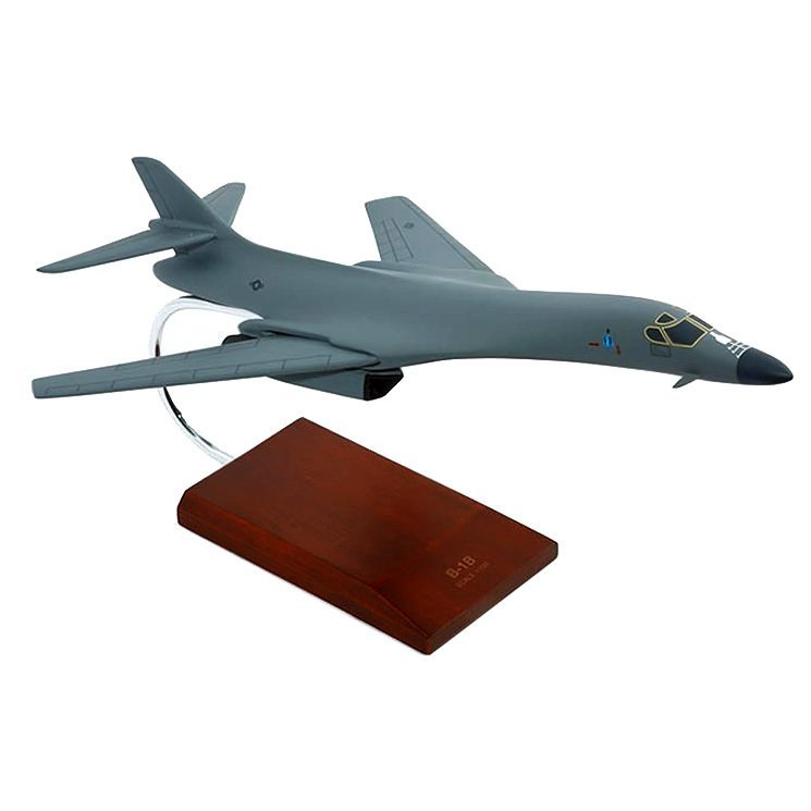 B-1B Lancer 1/100 Model Aircraft
