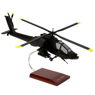 AH-64A Apache Model Airplane
