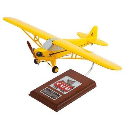 Piper J-3 Cub 1/20 Model Airplane