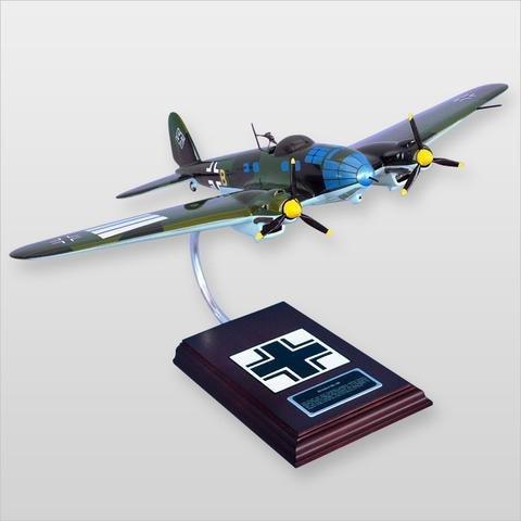 Heinkel He-III Model Airplane