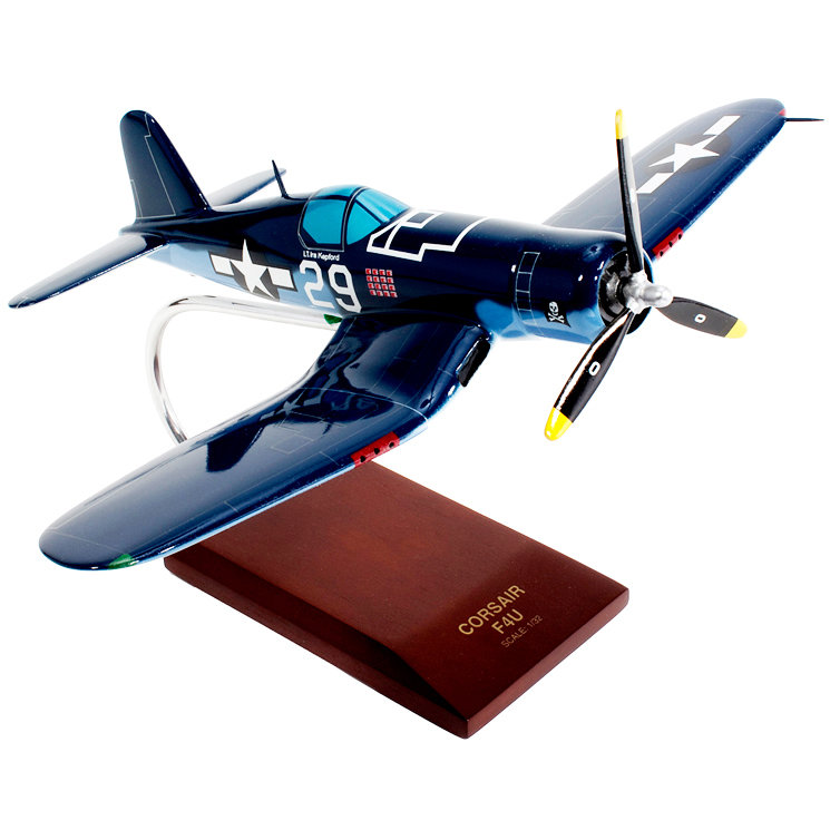F4U-1D Corsair Model Airplane
