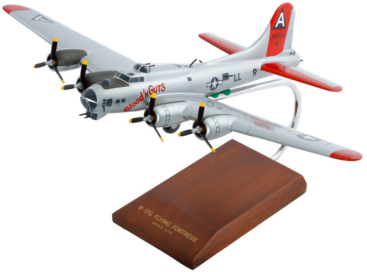 B-17G Fortress (Silver)