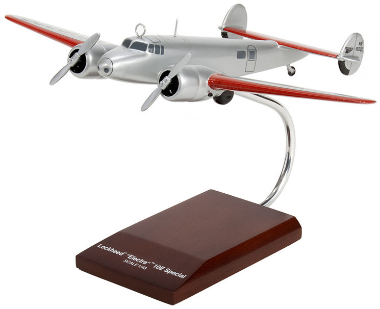 L-10E Electra 1/48 Model Airplane
