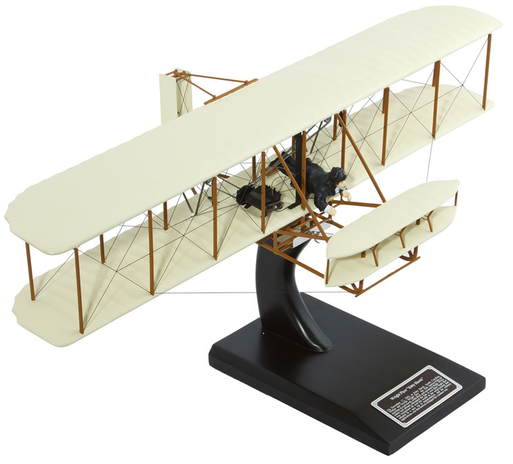 "Wright Flyer ""Kitty Hawk"" Scale Model Aircraft"
