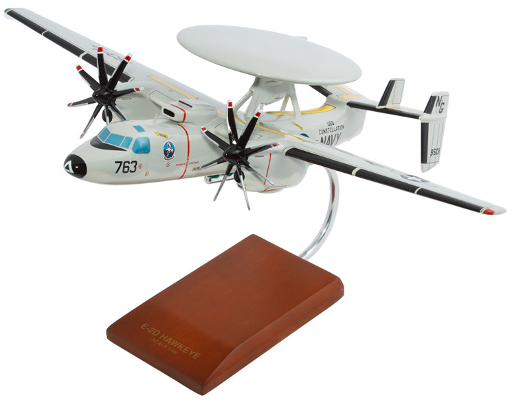 Northrop Grumman E-2D Hawkeye 1/48 Scale Model Aircraft