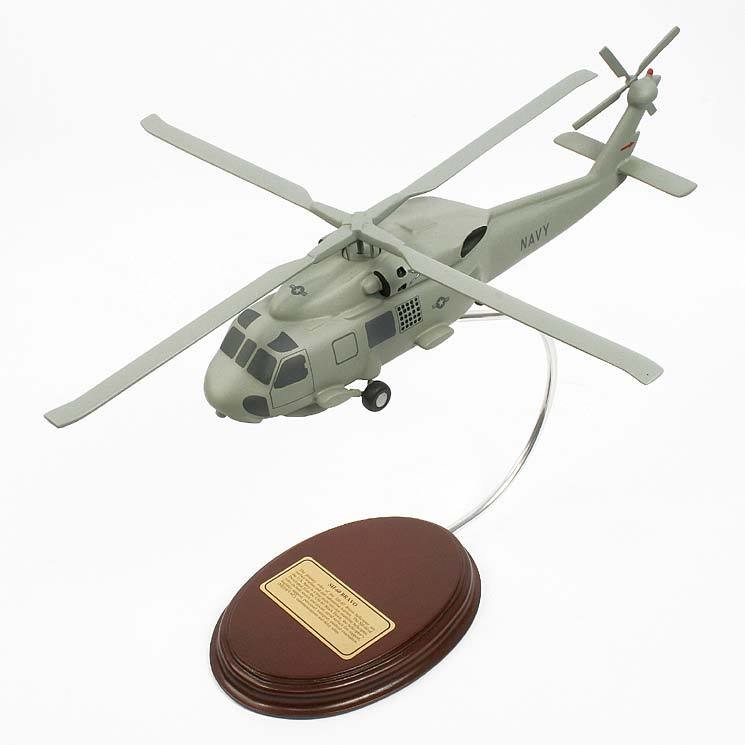 Sikorsky SH-60 Bravo 1/64 Desktop Model Helicopter