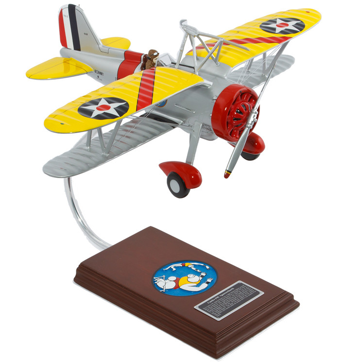 F9C Sparrowhawk 1/20 Model Airplane