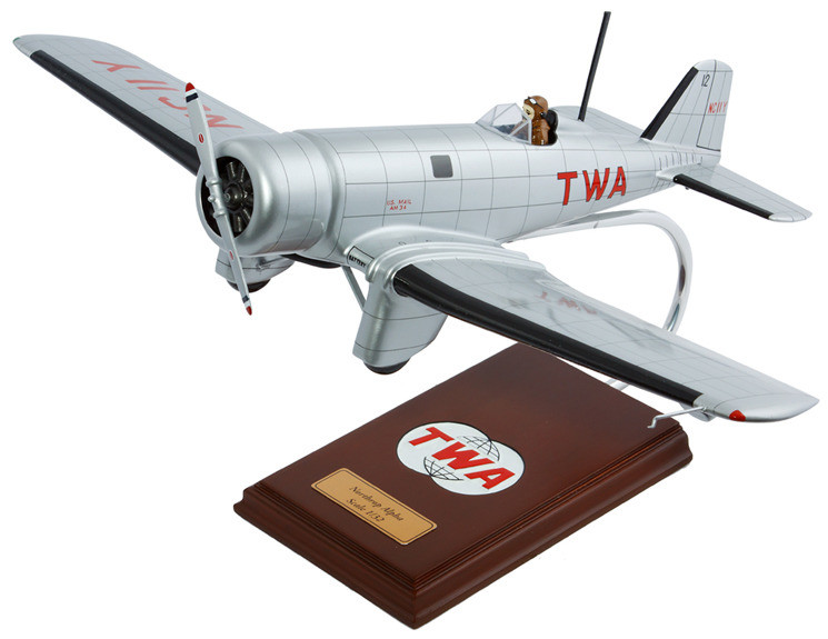 Northrop Alpha 1/24 Model Airplane