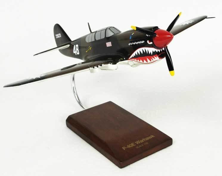 P-40E Warhawk 1/32 Model Airplane